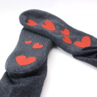 Socken Herzen